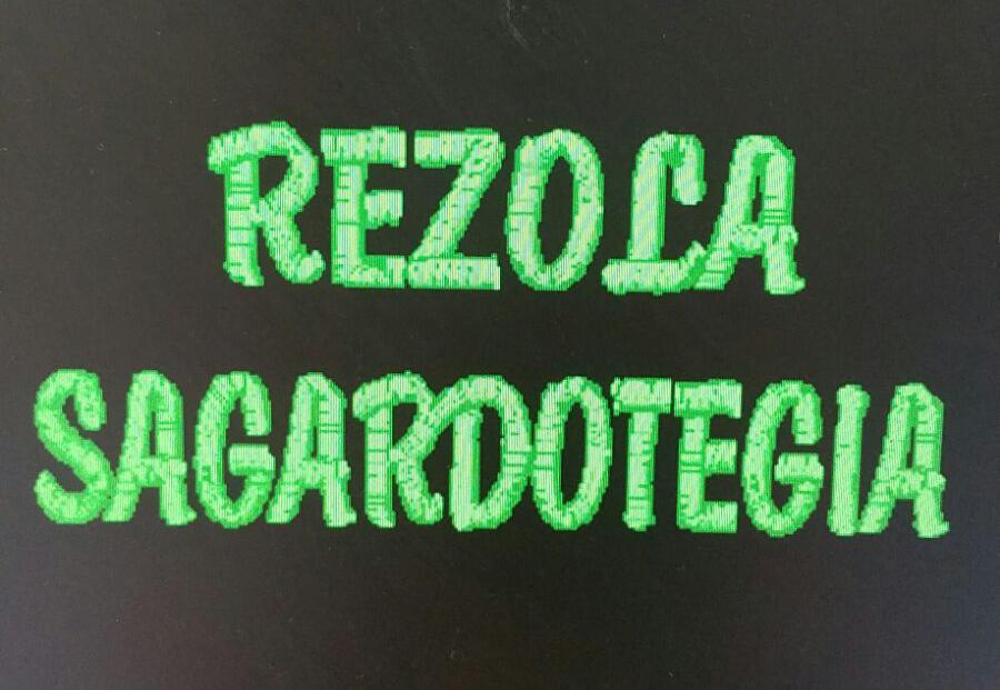 SIDRERIA REZOLA SAGARDOTEGIA